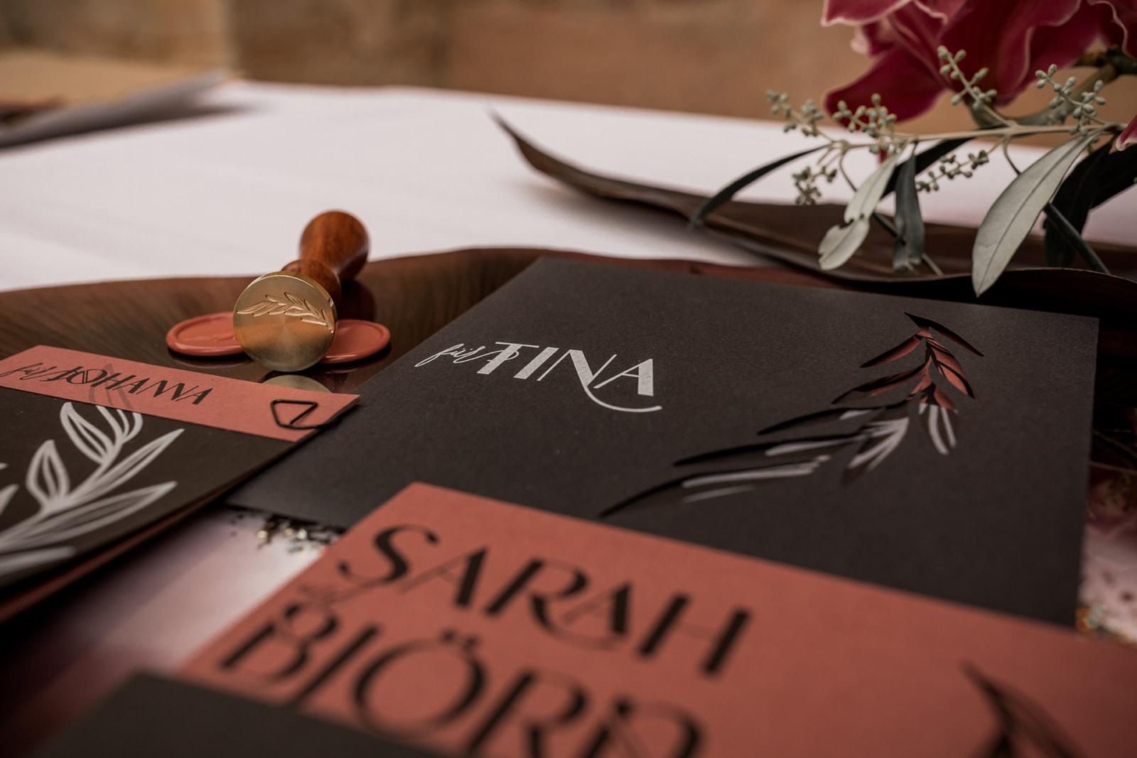 Dark Romance - Wedding Shoot